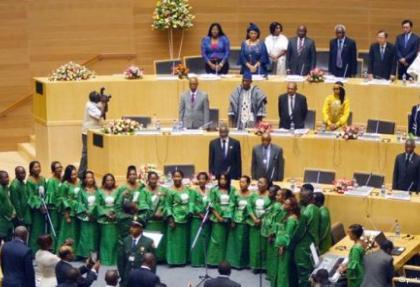 Afrika Birliği 50.yaşını kutluyor!