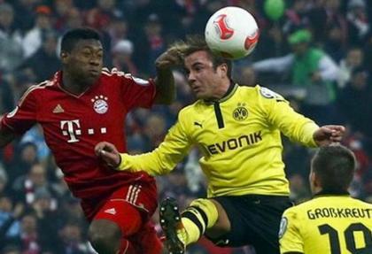Avrupa'nın en büyüğü Bayern Münih! Bayern Münih-Borussia Dortmund:2-1