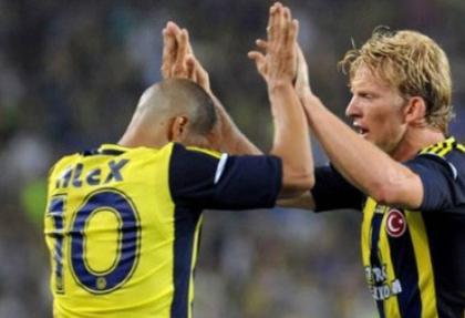 Fenerbahçe'de yıllar sonra bir ilk!