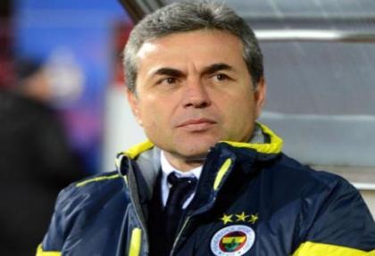 Fenerbahçe'den 'Aykut Kocaman' istifası yorumu