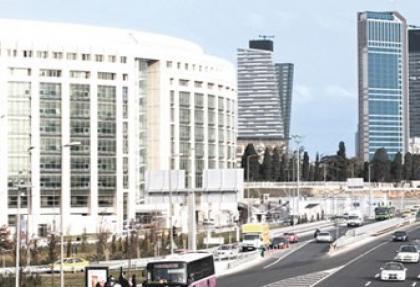 İstanbul'da ofis kuleleri hızla yükseliyor!