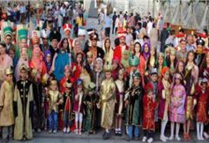 İstanbul'un Fethinin 560.yılı Gaziosmanpaşa'da coşkuyla kutlandı