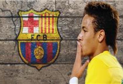 Neymar resmen Barça'da