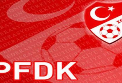 PFDK faturayı kesti!