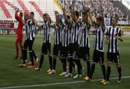 PTT 1. Lig'te ilk finalist Manisaspor