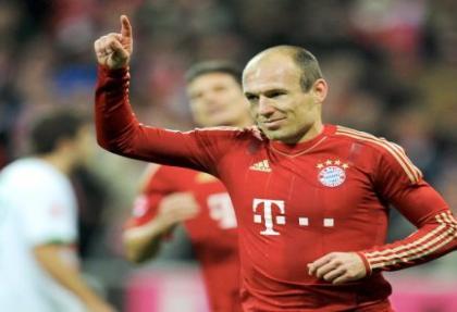 'Robben'i bırakmayacağız'