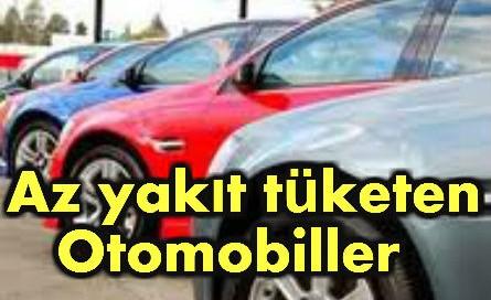 En az yakan arabalar – 2013'ün en çok satanları