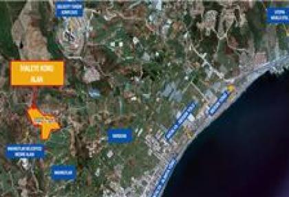 TOKİ, Antalya'da turizm kompleksi yapacak