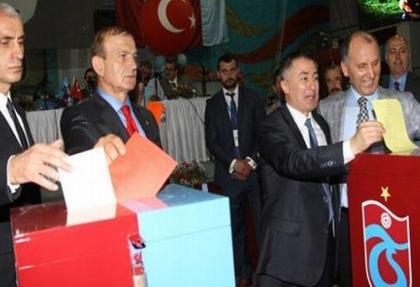 Trabzonspor başkanını seçiyor!