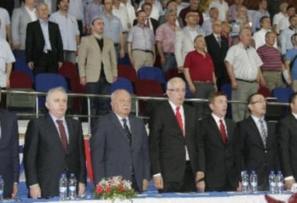 Trabzonspor Olağanüstü Kongresi başladı