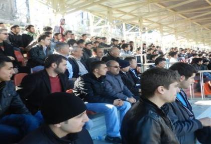 U-19 takımı pazar günü sahalarda olucak