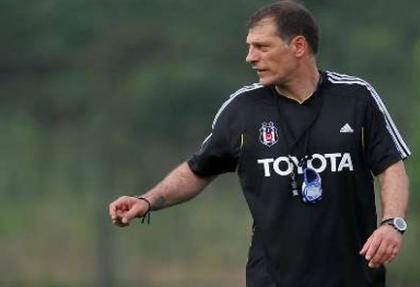 Beşiktaş, Bilic ile çalışmalara başladı