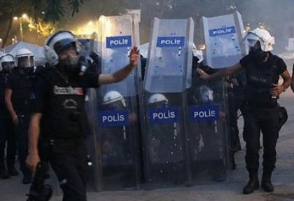 Bin 600 polis İstanbul'dan ayrıldı