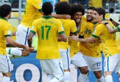 Brezilya gümbür gümbür