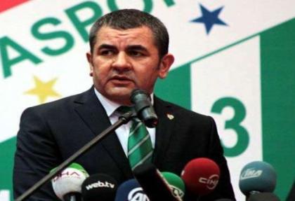 Bursaspor'da hedef 'formaya yıldız'