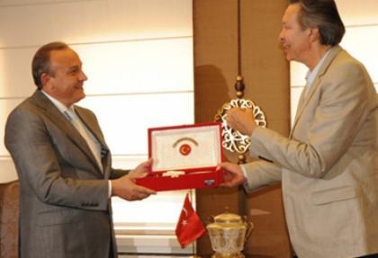 Büyükelçi Panessi: Türkiye'yi mucize ve mükemmel olarak tanıtıyoruz