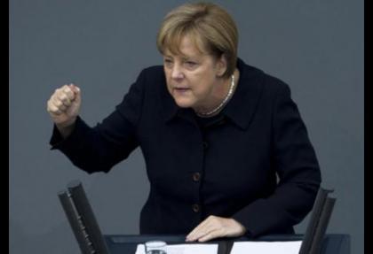 """Çağlayan: """"Merkel'i ciddiye almıyorum"""""""