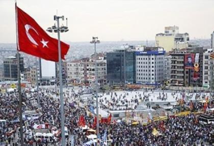 Çin'den Gezi Parkı yorumu