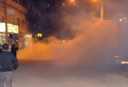 Cizre'de çatışma: Bir komiser yaralandı