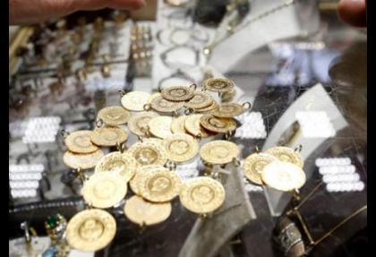 Darphane'nin altın üretimi arttı