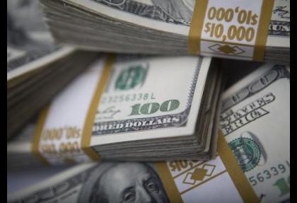Dolar altıncı günde de yükseliyor