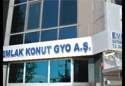 Emlak GYO projesine mahkemeden durdurma