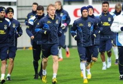 Fenerbahçe antremanlara başlıyor