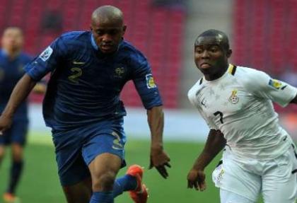 Fransa, Gana'yı Arena'da devirdi