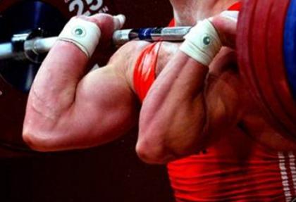 Halterde doping skandalı
