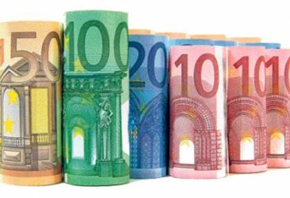 Havalimanında 500 bin euroya el konuldu