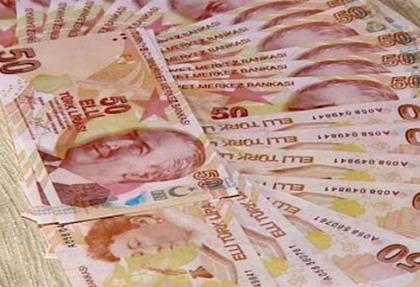 Hazine 4,5 milyar lira borçlandı