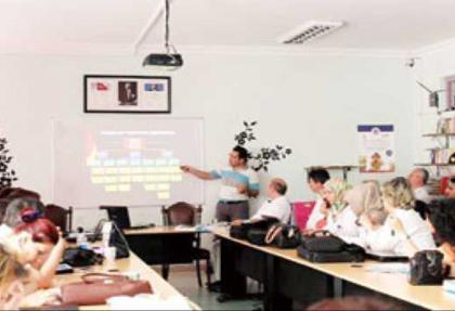 İhlas Koleji'nde stratejik planlama semineri