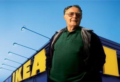 İKEA'nın kurucusu ülkesine dönüyor