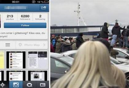 Instagram hesabı kenti karıştırdı