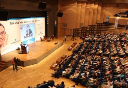 Kariyer Zirvesi'nden Türkiye'nin zirvesine