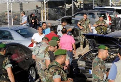 Lübnan'da ulusal yas