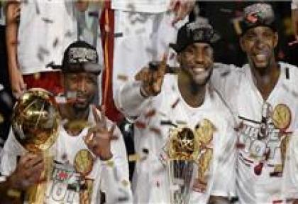 Miami 2.kez şampiyon!