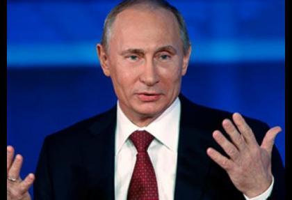 Putin FED'i bekliyormuş