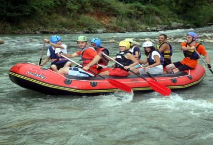 Rafting Türkiye Şampiyonası Rize'de yapılacak!