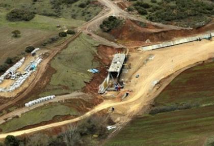 Samanlı Tüneli'nin yüzde 50'si tamamlandı