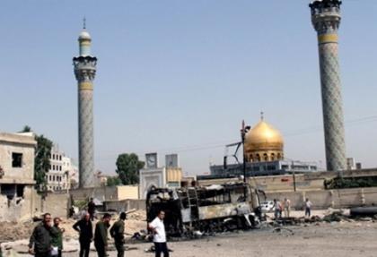 Şam'da kimyasal silah kullanıldı