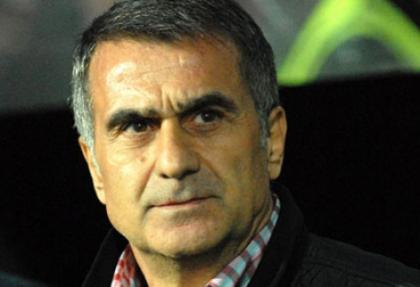 Şenol Güneş'ten Beşiktaş açıklaması!