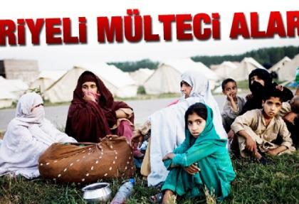 Suriyeli mülteci alarmı
