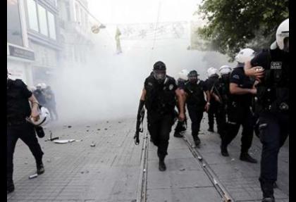 Taksim esnafına müjde