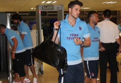 Trabzonspor, Isparta'ya gitti