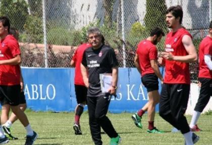 Trabzonspor, yeni sezona hazırlanıyor