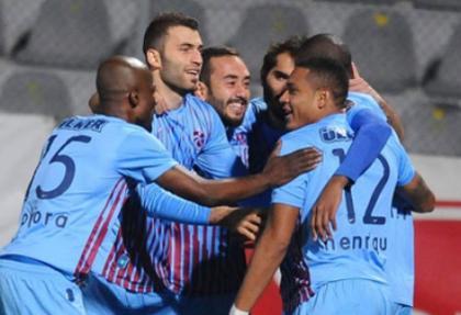 Trabzonspor'un rakipleri belli oluyor