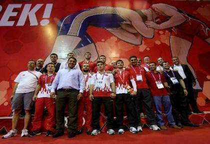 Türkler, 'ata sporu'nda gücünü gösterdi
