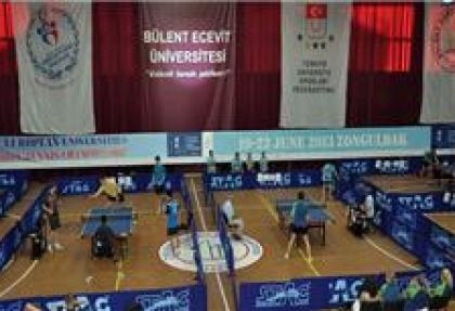 Üniversiteler Arası Avrupa Masa Tenisi Şampiyonası