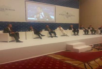 """""""World Political Forum 2013"""" başladı"""